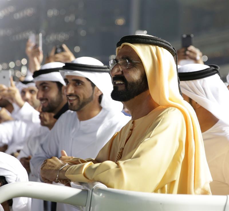 صاحب السمو الشيخ محمد بن راشد آل مكتوم - سباقُ  الخيول يعود إلى موطنه - كأس دبي العالمي