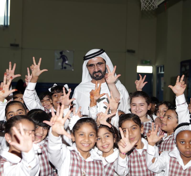 صاحب السمو الشيخ محمد بن راشد آل مكتوم - ماذا نريد من عام الخير؟