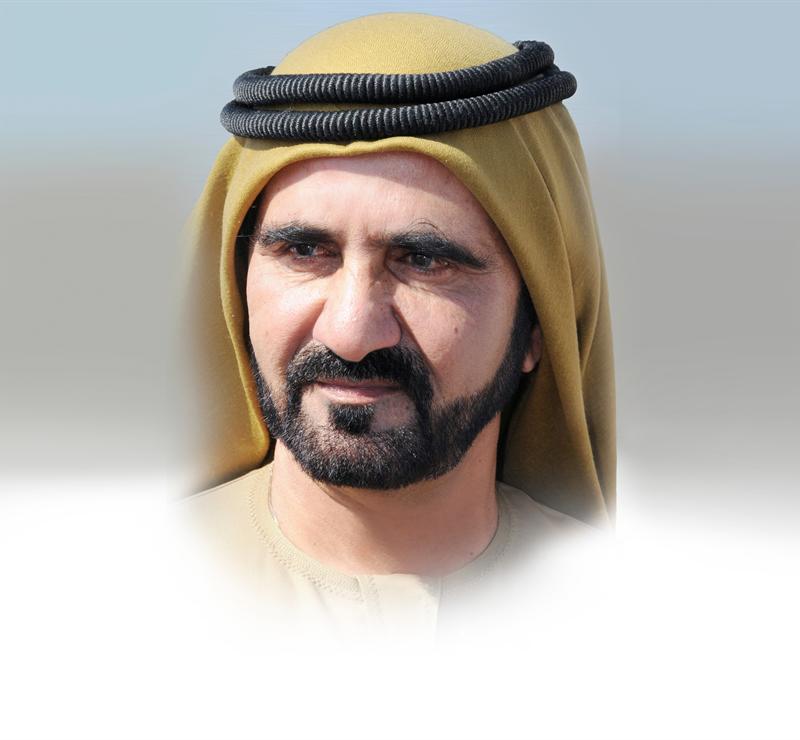 صاحب السمو الشيخ محمد بن راشد آل مكتوم - عزم الشباب