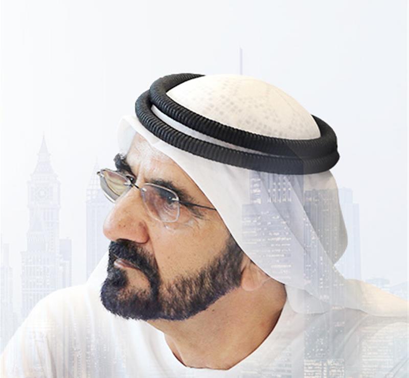 صاحب السمو الشيخ محمد بن راشد آل مكتوم - مجلس محمد بن راشد الذكي