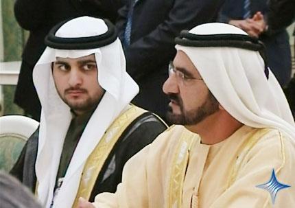 His Highness Sheikh Mohammed bin Rashid Al Maktoum - Mohammed's statement to Novosti News Agency