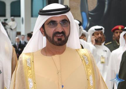 His Highness Sheikh Mohammed bin Rashid Al Maktoum - Sheikh Mohammed's interview with WAM on IDEX 2009