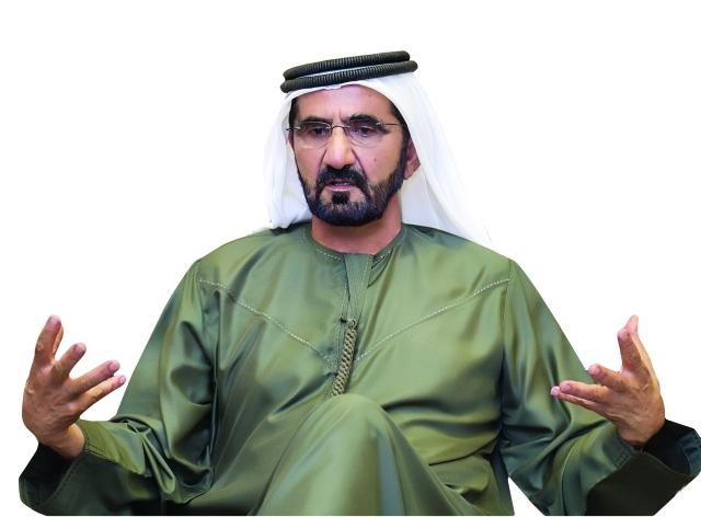 صاحب السمو الشيخ محمد بن راشد آل مكتوم - حوار محمد بن راشد مع مــجلة نيوزويك الشرق الأوسط