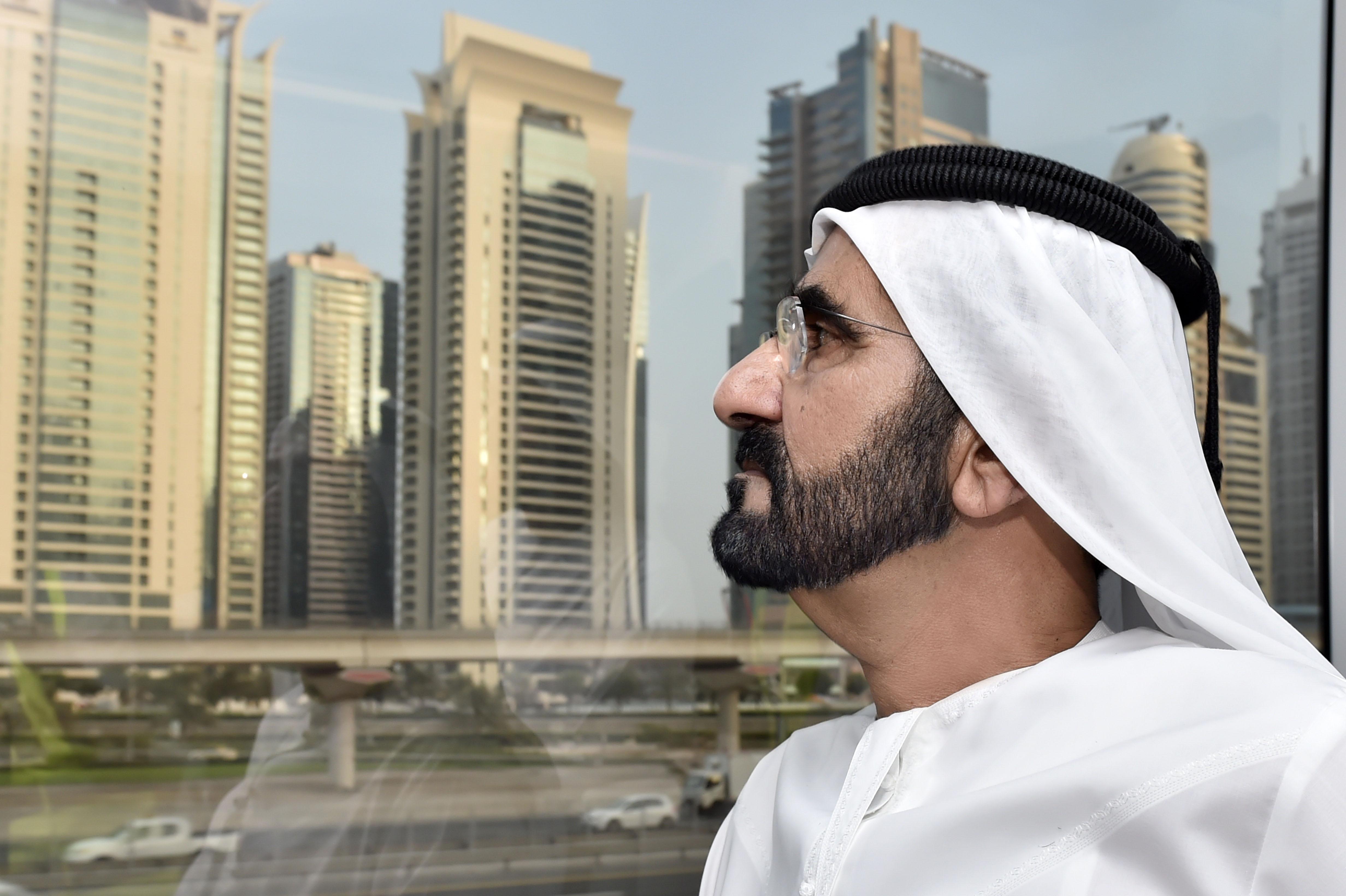 صاحب السمو الشيخ محمد بن راشد آل مكتوم - استدامة الخير