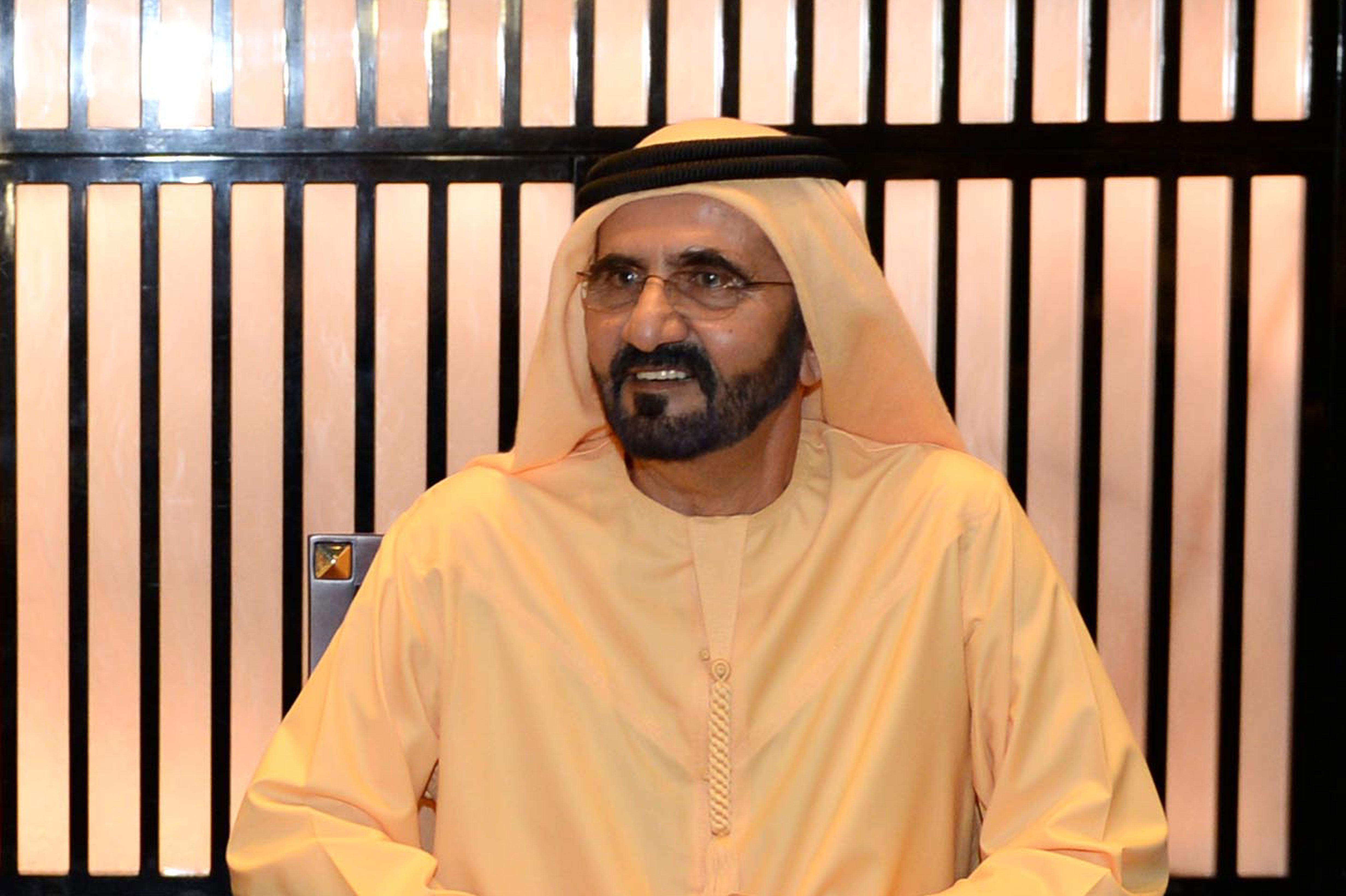 صاحب السمو الشيخ محمد بن راشد آل مكتوم - أسلوب عمل ومنهج حياة