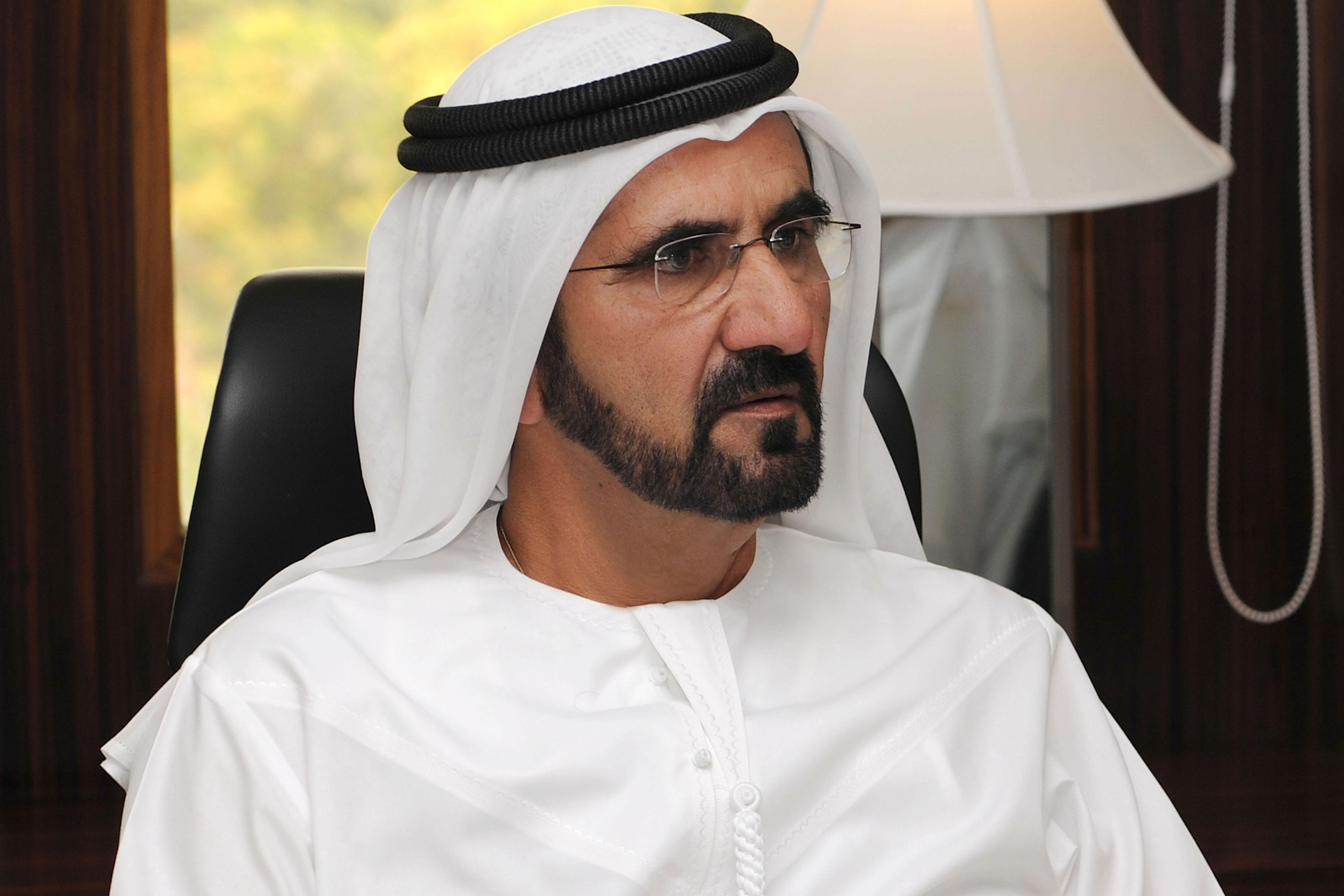 صاحب السمو الشيخ محمد بن راشد آل مكتوم - رؤية وبصيرة رجل يصنع الأمل