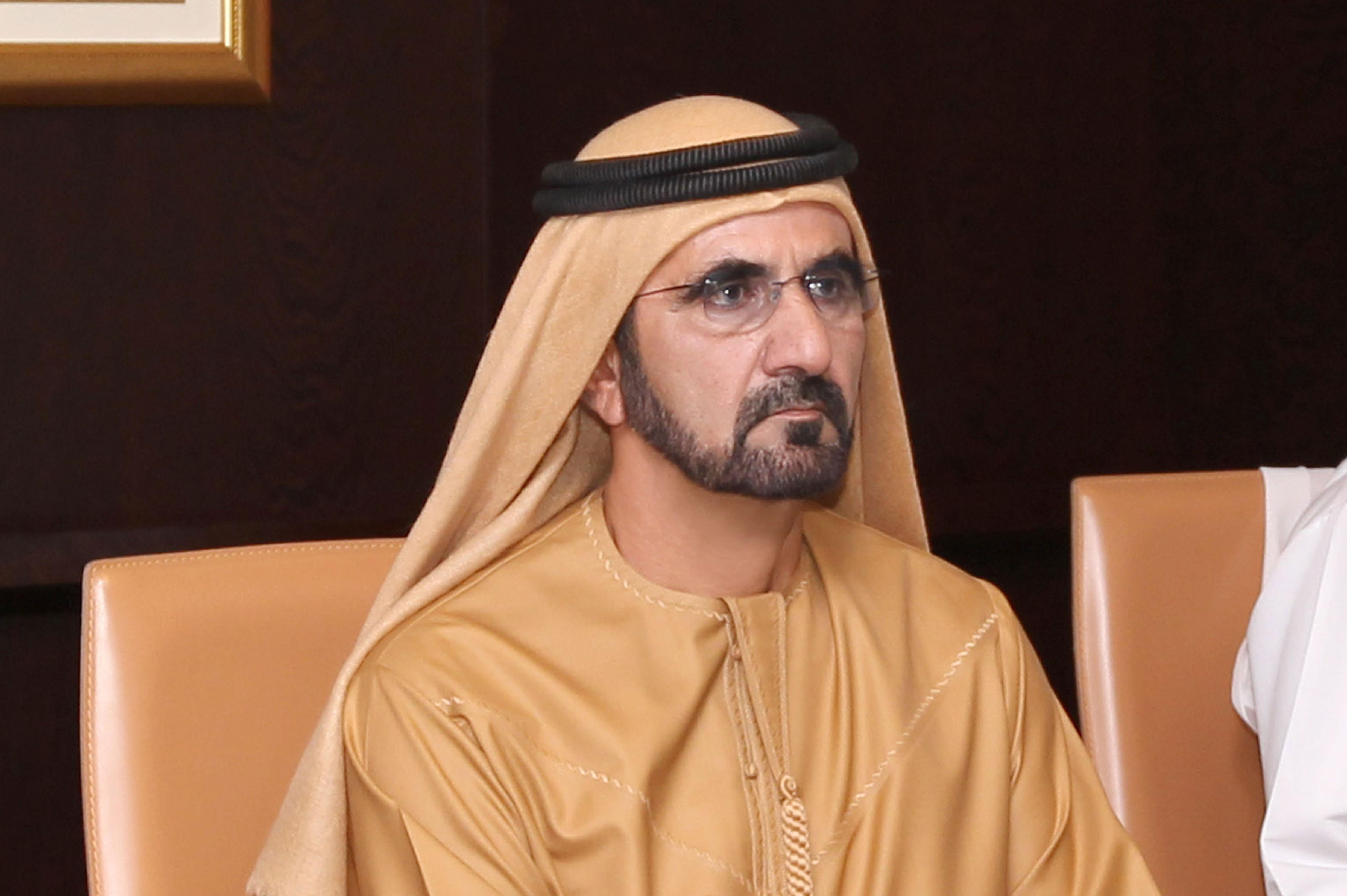 صاحب السمو الشيخ محمد بن راشد آل مكتوم - قيادة مؤثرة عالمياً
