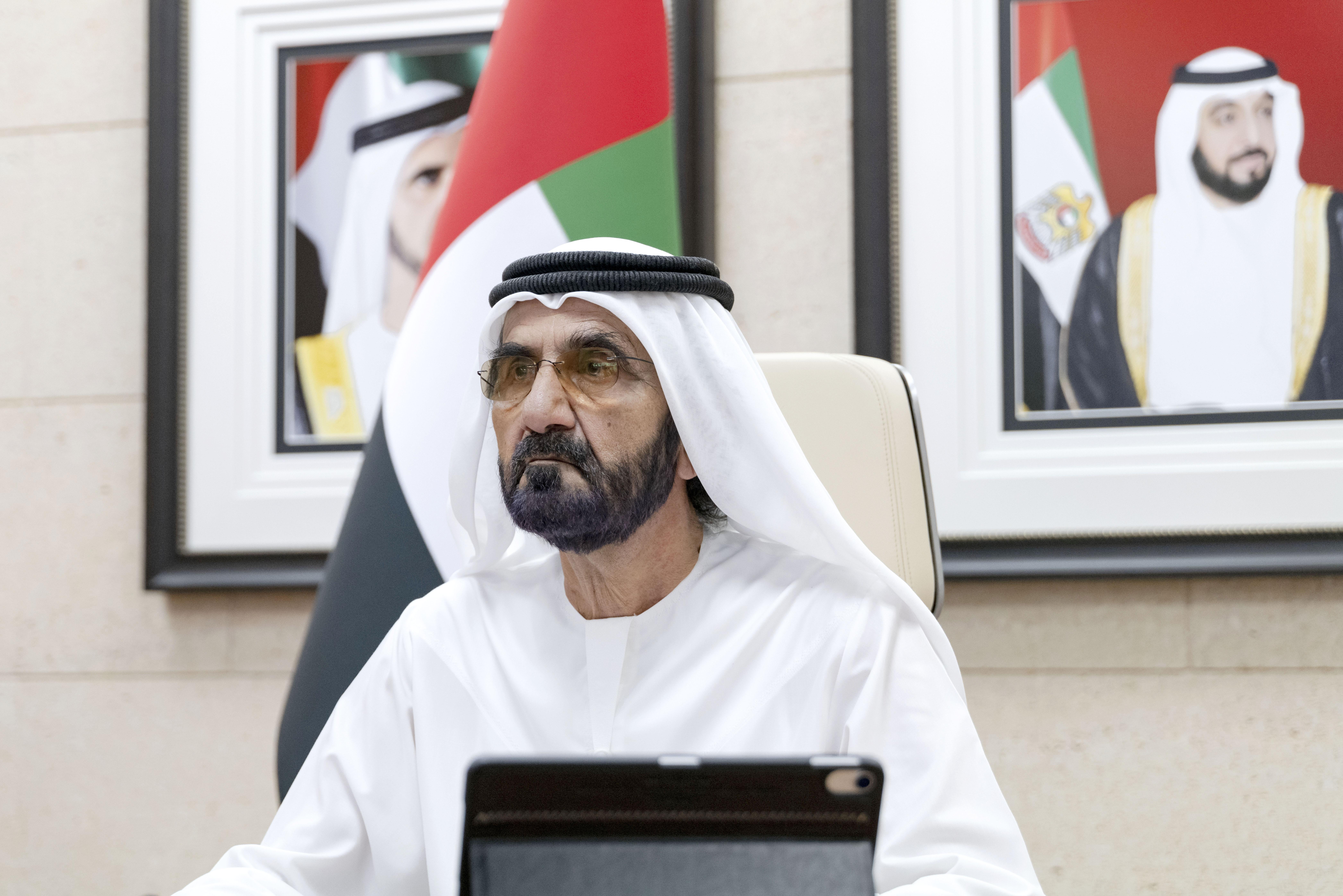 His Highness Sheikh Mohammed bin Rashid Al Maktoum - Mohammed bin Rashid says experience has made us stronger and better