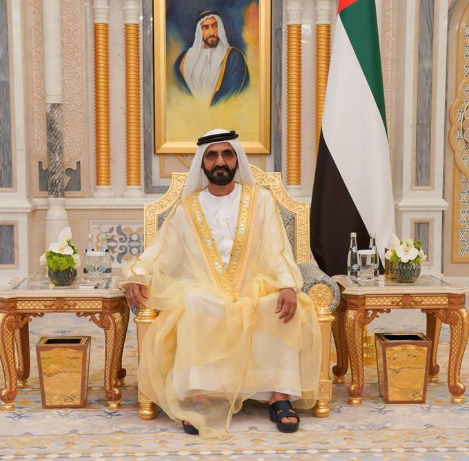 His Highness Sheikh Mohammed bin Rashid Al Maktoum - Mohammed bin Rashid congratulates Arab, Islamic leaders on Eid Al Adha