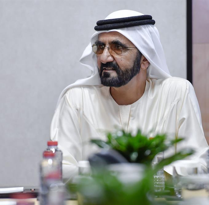 His Highness Sheikh Mohammed bin Rashid Al Maktoum - Mohammed bin Rashid issues Decree forming Emirati Human Resources Development Council in Dubai