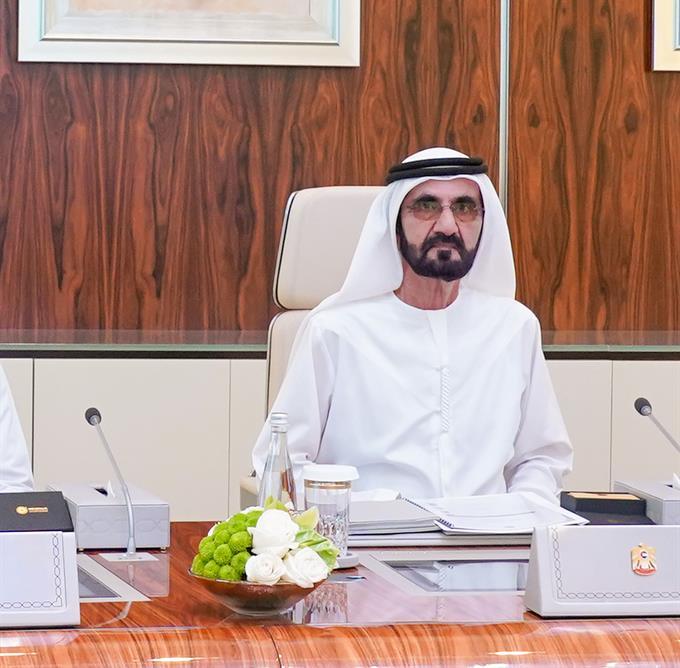 His Highness Sheikh Mohammed bin Rashid Al Maktoum - UAE Government starts granting golden visas to resident doctors