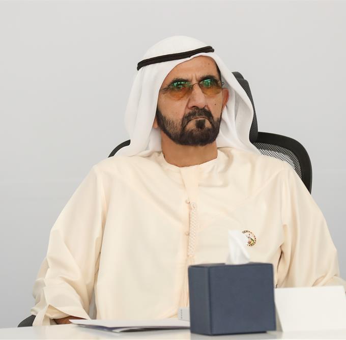 His Highness Sheikh Mohammed bin Rashid Al Maktoum - Mohammed bin Rashid Issues Decree on Dubai Autism Center