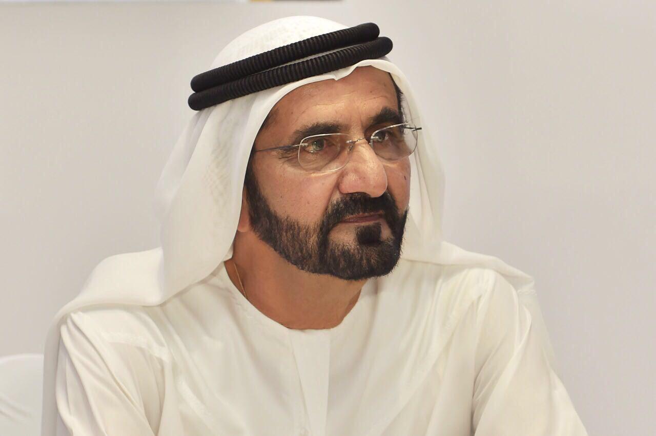 """صاحب السمو الشيخ محمد بن راشد آل مكتوم - محمد بن راشد يصدر قانوناً بإنشاء """"سُلطة دبي للمناطق الاقتصادية المتكاملة"""""""