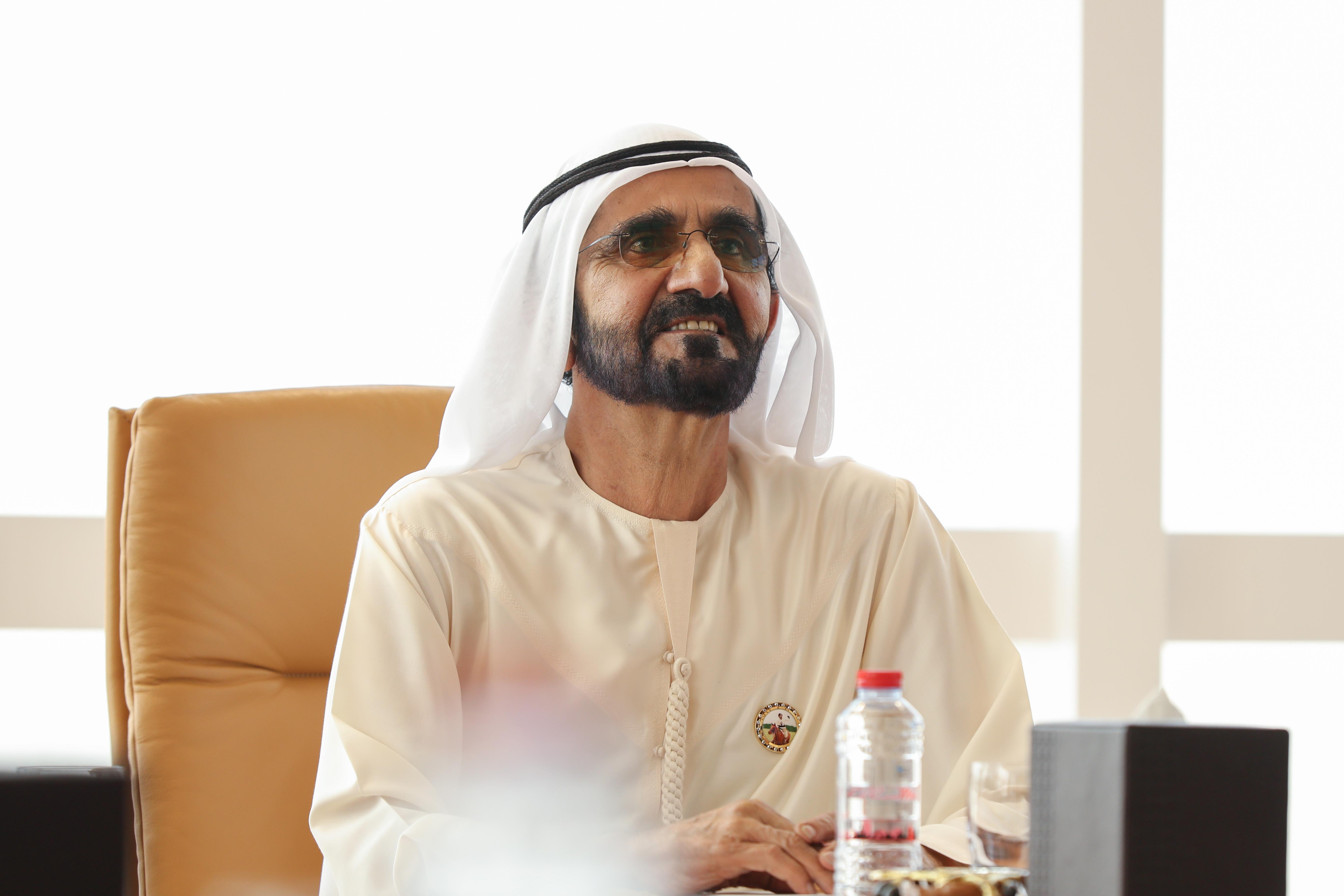 صاحب السمو الشيخ محمد بن راشد آل مكتوم - محمد بن راشد يعتمد ميزانية إسكانية تاريخية في دبي بقيمة 65 مليار درهم للعشرين عامًا القادمة