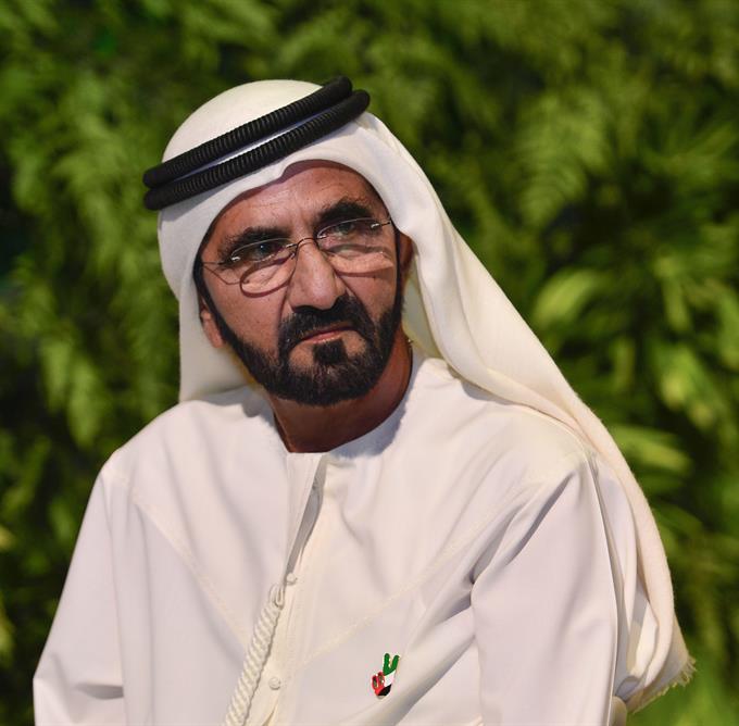 صاحب السمو الشيخ محمد بن راشد آل مكتوم - محمد بن راشد يصدر قانون إنشاء مجلس دبي لأمن المنافذ الحدودية