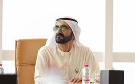 His Highness Sheikh Mohammed bin Rashid Al Maktoum - Mohammed bin Rashid issues Law transferring Dubai Military ...