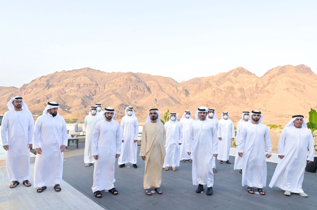 His Highness Sheikh Mohammed bin Rashid Al Maktoum - Mohammed bin Rashid approves the Hatta Master Development Plan