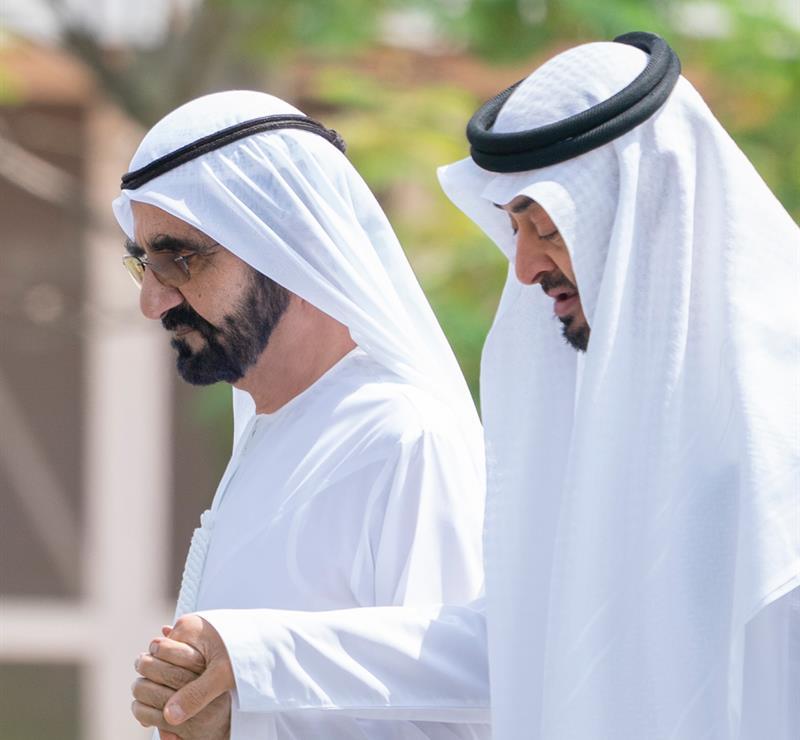 صاحب السمو الشيخ محمد بن راشد آل مكتوم - وارثْ وحارثْ