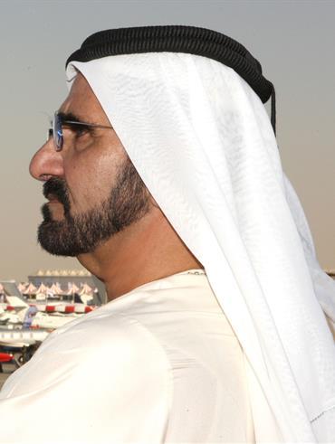 "His Highness Sheikh Mohammed bin Rashid Al Maktoum - ""Aviation and travel are one of the main engines of the UAE economy"" – Sheikh Mohammed"