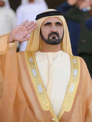 His Highness Sheikh Mohammed bin Rashid Al Maktoum - Mohammed bin Rashid's statement on Commemoration Day