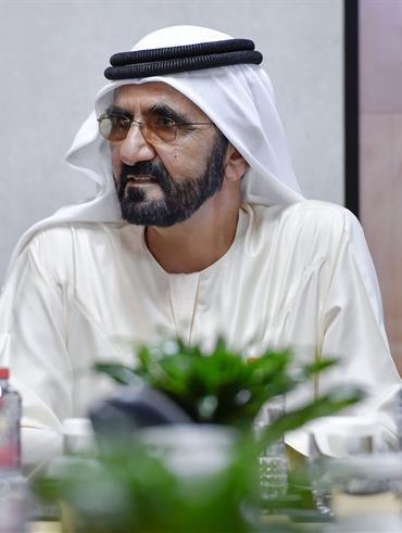 His Highness Sheikh Mohammed bin Rashid Al Maktoum - UAE believes in tolerance, openness and coexistence with all peoples, Mohammed bin Rashid says on UN 75th Anniversary