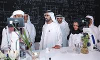 His Highness Sheikh Mohammed bin Rashid Al Maktoum-News-Mohammed bin Rashid launches Arabic E-Learning Project