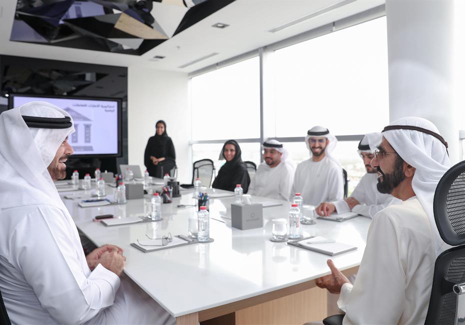 His Highness Sheikh Mohammed bin Rashid Al Maktoum-News-Mohammed bin Rashid launches 'UAE Blockchain Strategy'