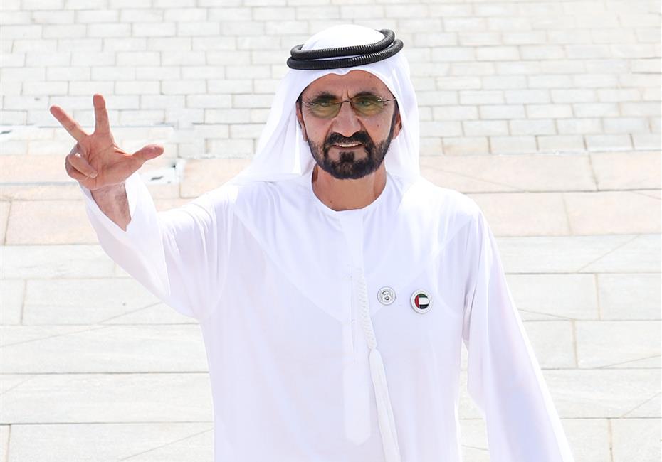 صاحب السمو الشيخ محمد بن راشد آل مكتوم-أخبار-المبادئ الثمانية لدبي