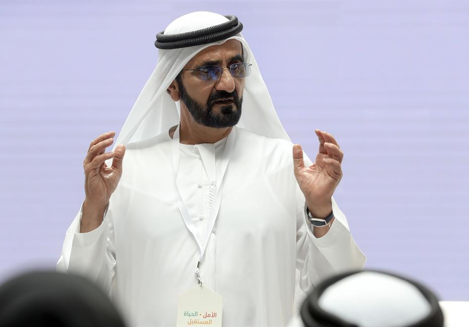 صاحب السمو الشيخ محمد بن راشد آل مكتوم-أخبار-وصايا محمد بن راشد الـ10 لإدارة حكومية ناجحة